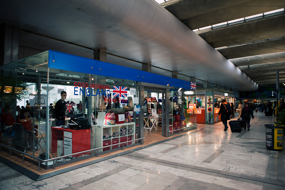 stores in Gare Montparnasse