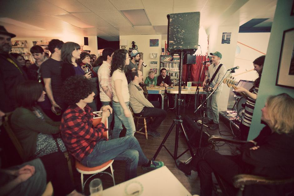 Andrew Vincent live @ Raw Sugar Cafe