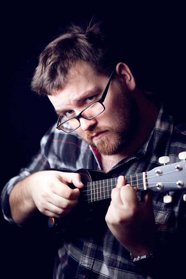 Jesse Dangerously — ukulele