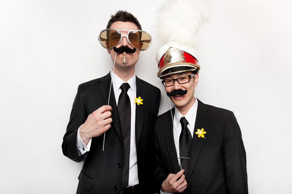 Wedding photobooth 1