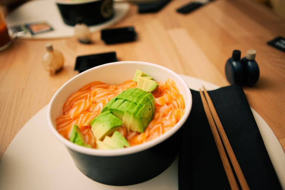 Sushi Bowl Recipe — Dishmaps