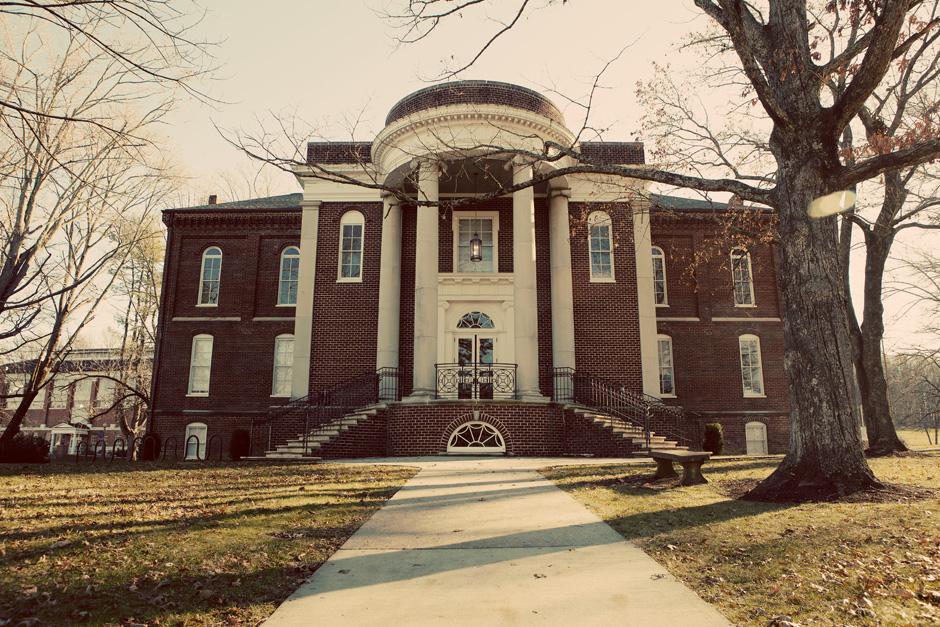 campus building