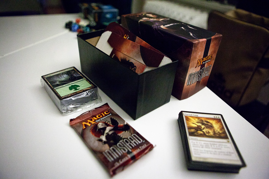 Magic: The Gathering prize