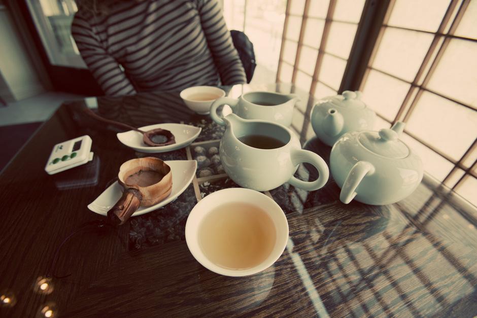 tea served