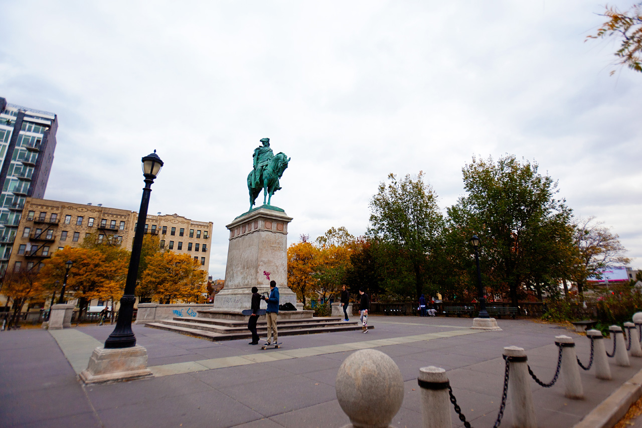 Continental Army Plaza