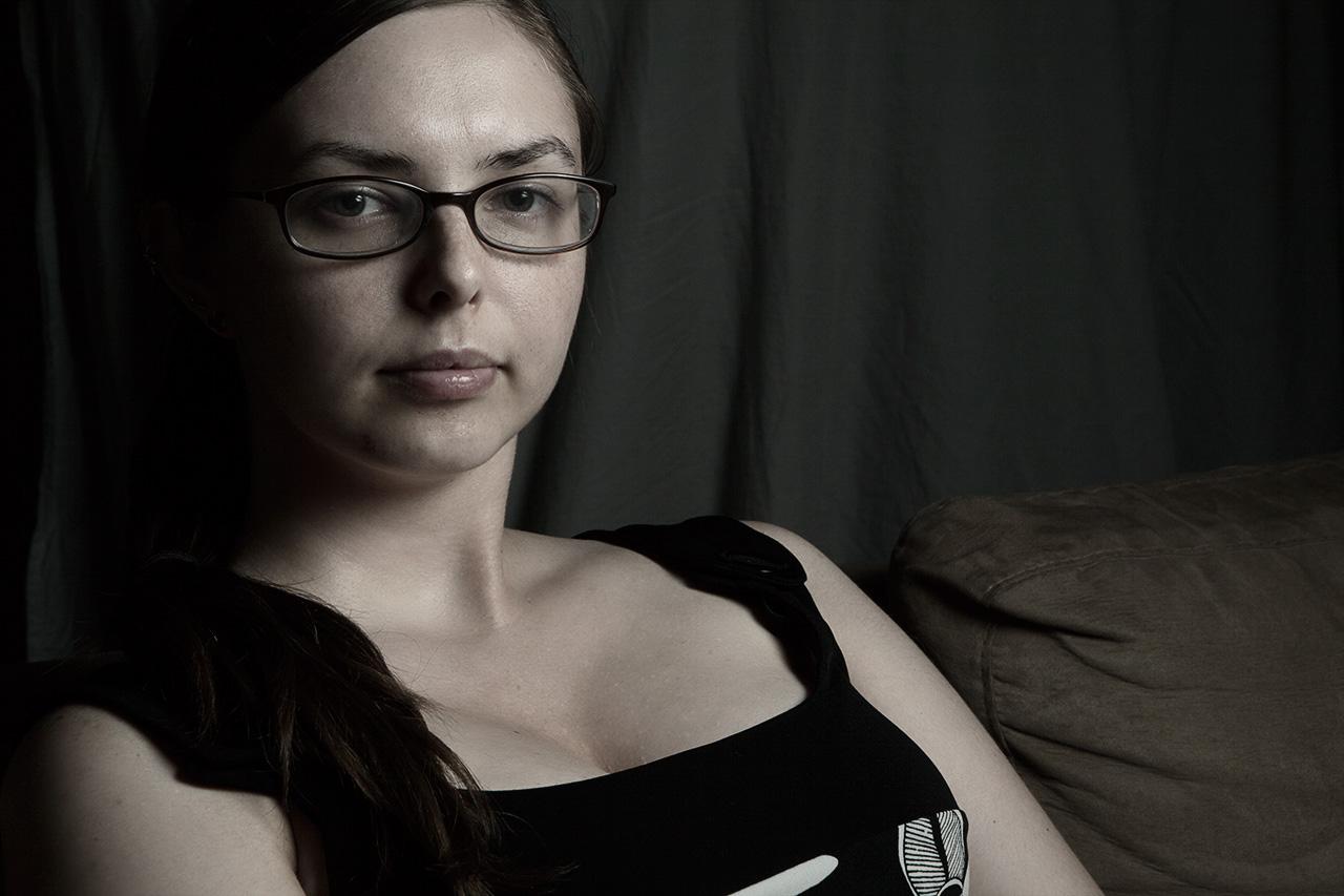 Heather portrait