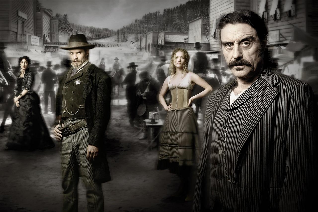 Deadwood screenshot